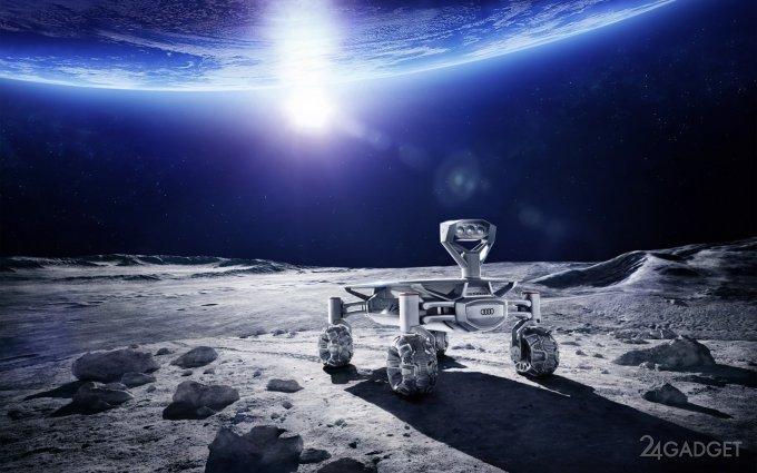 Конкурс Google Lunar XPRIZE завершился без победителя (4 фото)
