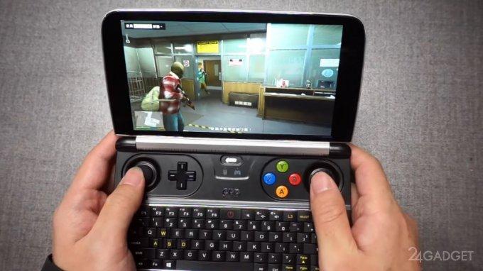 Карманный игровой минибук GPD WIN 2 (9 фото + видео)