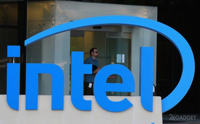 Intel смещён с позиции лидера по производству чипов