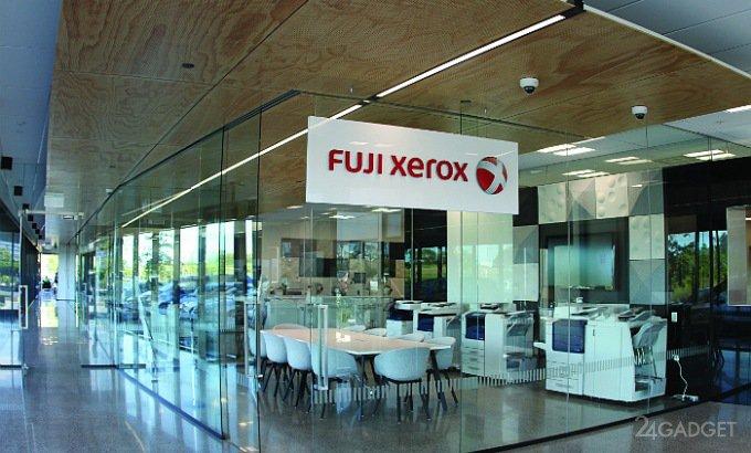 Fujifilm и Xerox решили объединиться (3 фото)