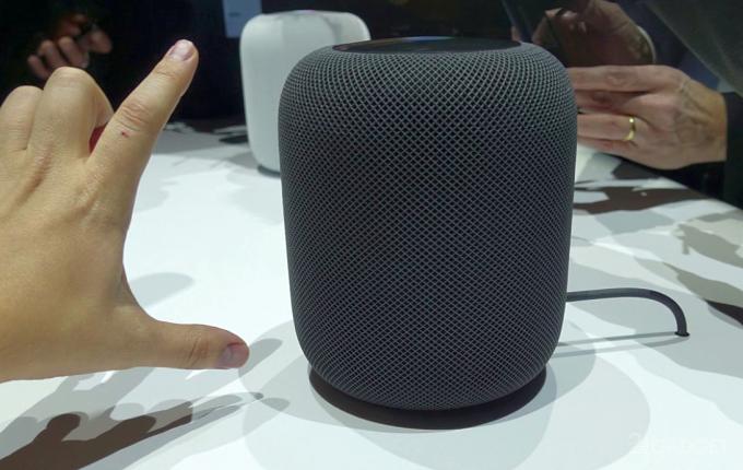 Apple HomePod не будет проигрывать музыку через Bluetooth (4 фото)