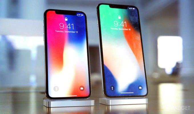 Новые iPhone будут с двумя sim-картами и модемом от Intel (2 фото)