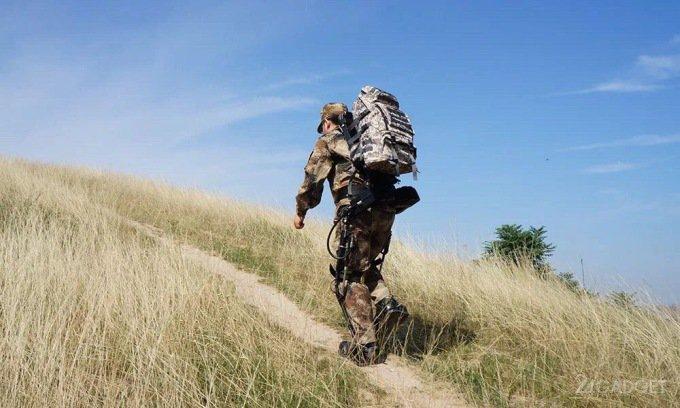 У китайских военных появятся новые экзоскелеты (6 фото)