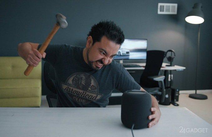Apple HomePod: проще выкинуть, чем отремонтировать (5 фото + 2 видео)