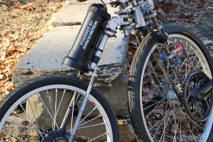 Bellcycles — велосипед, который приковывает взгляды окружающих