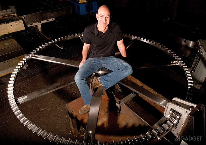 Глава Amazon строит гигантские «вечные часы» на 10 тыс. лет работы