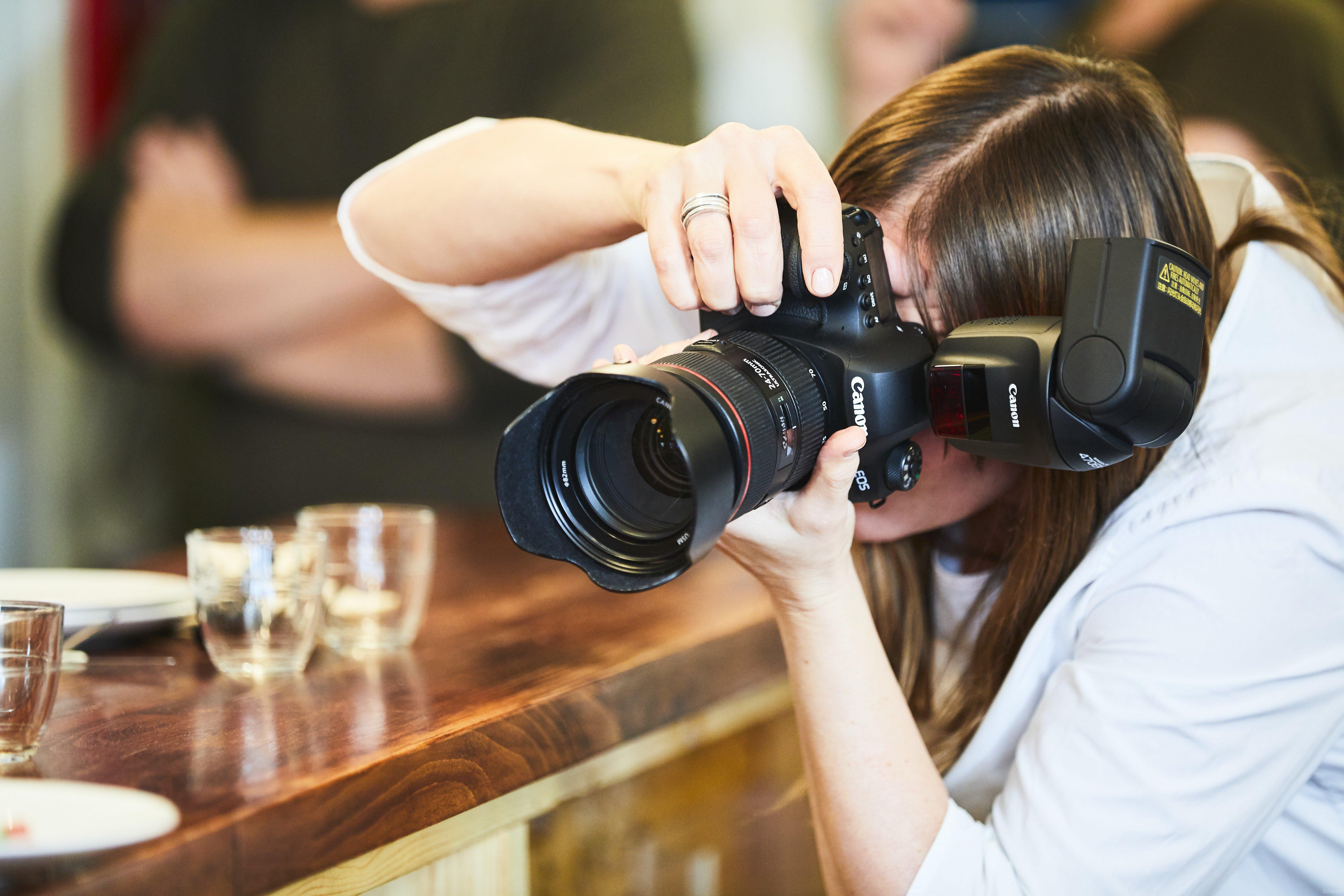 Советы как фотографировать зеркалкой в городе
