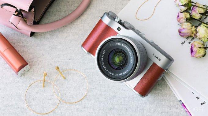 Fujifilm X-A5 — беззеркалка с фазовым автофокусом и 4K (8 фото + 2 видео)