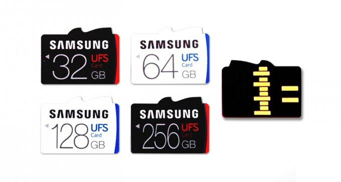Флагманы заработают вдвое быстрее со стандартом памяти UFS 3.0