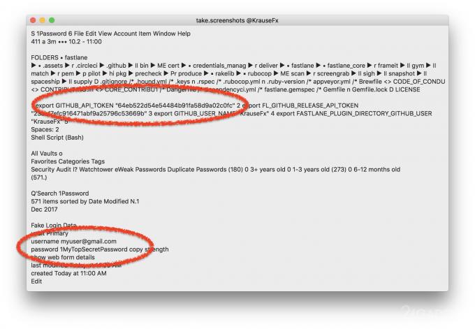 Все приложения на Mac могут следить за пользователем