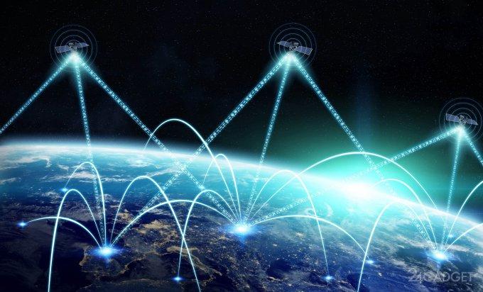 SpaceX выведет на орбиту первые интернет-спутники