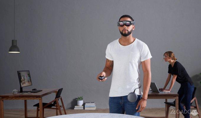 Озвучена стоимость очков смешанной реальности Magic Leap