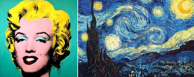 Нейросеть способна озвучивать творения художников (видео)