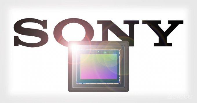 Sony представила инновационный CMOS-сенсор для камер (4 фото)
