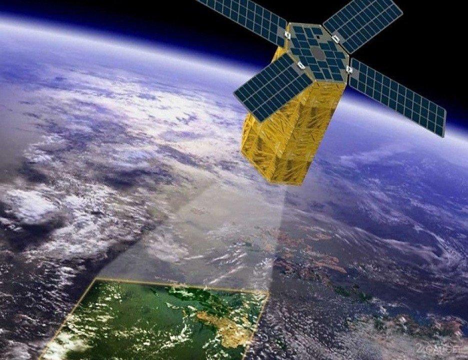 Спутниковые фотографии космоса