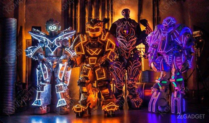 X Prize Foundation инициировал состязание для роботов-аватаров