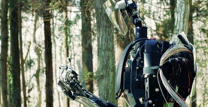 Японцы показали возможности нового робота-аватара (видео)
