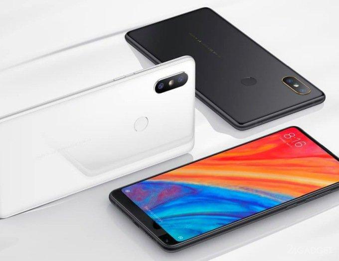 Xiaomi Mi MIX 2S: безрамочник с двойной камерой, беспроводной зарядкой и ARCore (19 фото + 2 видео)