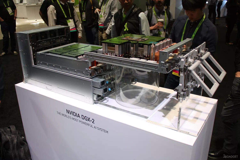 nvidias dgx 1 supercomputer packs - HD1500×1000