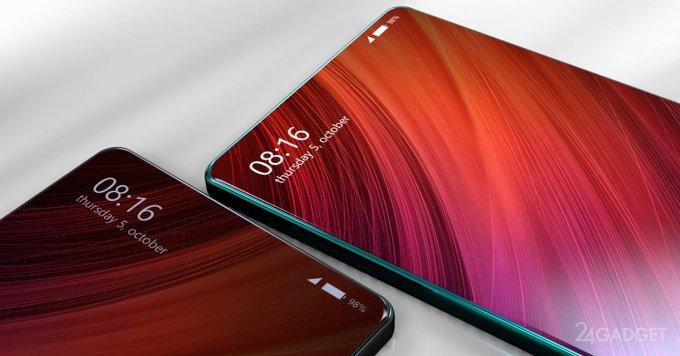 Флагманы Xiaomi получили функцию распознавания лица