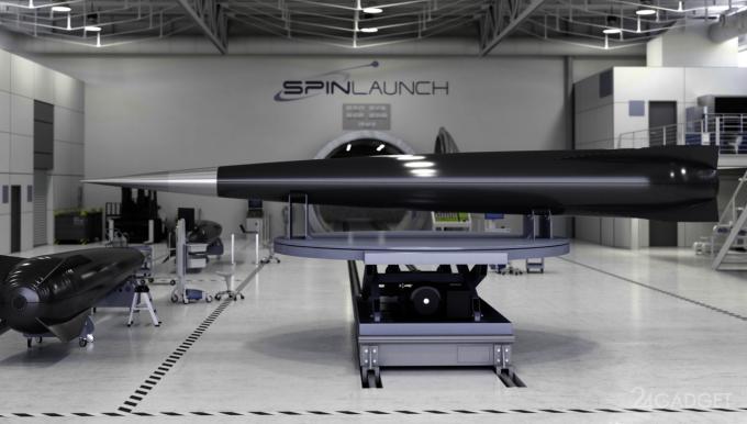 Стартап разработал катапульту для запуска ракет-носителей (4 фото)