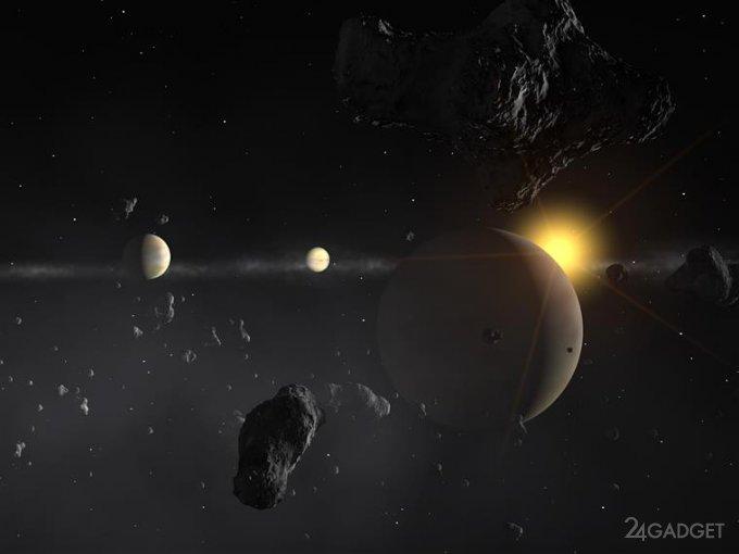 Зафиксированы ещё три аналогичные Земле экзопланеты