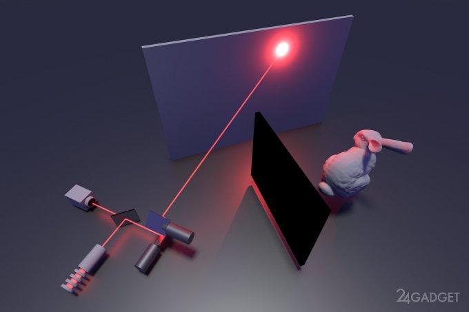 Беспилотные авто смогут видеть объекты за углом (видео)