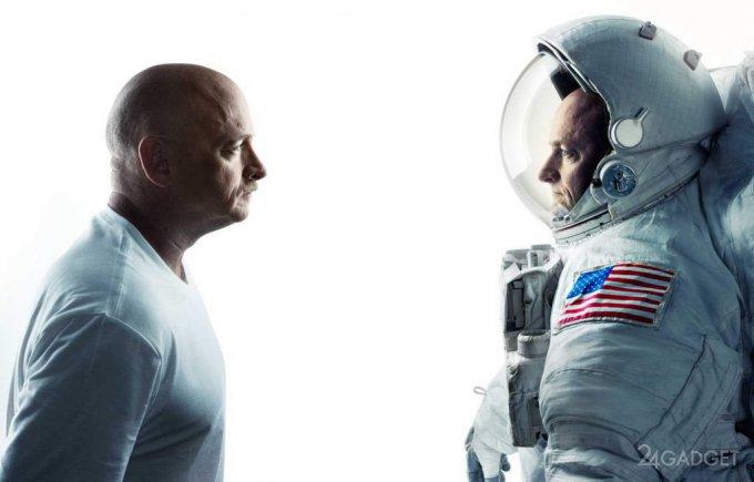Пребывание в космосе изменяет генетический код?
