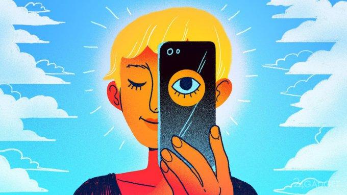 Смартфон — шпион, который всегда «на посту» (3 фото)