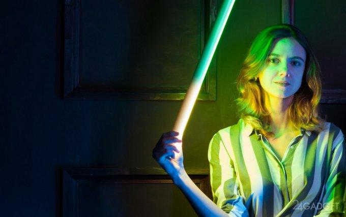 Новый LED-гаджет добавит красок фотографиям (9 фото + видео)