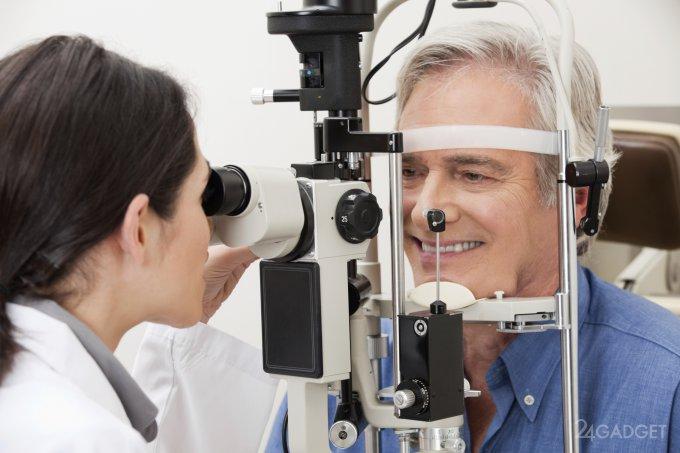 Стволовые клетки помогли восстановить зрение
