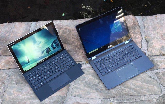 Qualcomm продемонстрировала преимущества ноутбуков на Snapdragon