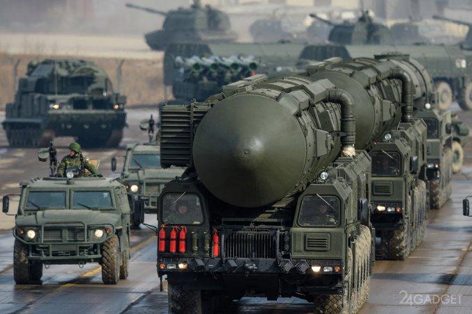 Названы ведущие армии будущего. Россия есть в списке (7 фото)