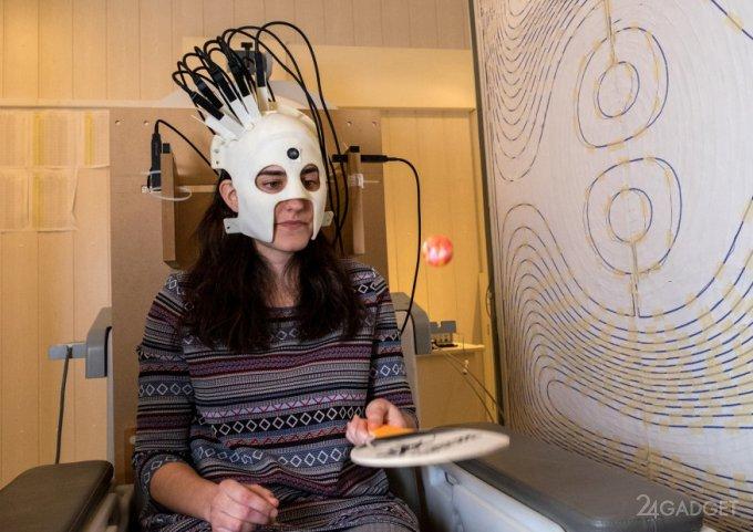 Новый сканер мозга работает даже во время движения (3 фото + видео)