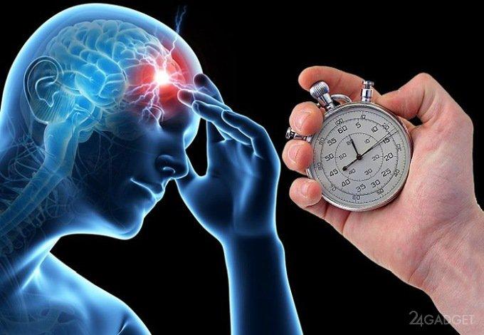 Разработан прибор, быстро определяющий инсульт с точностью 92%