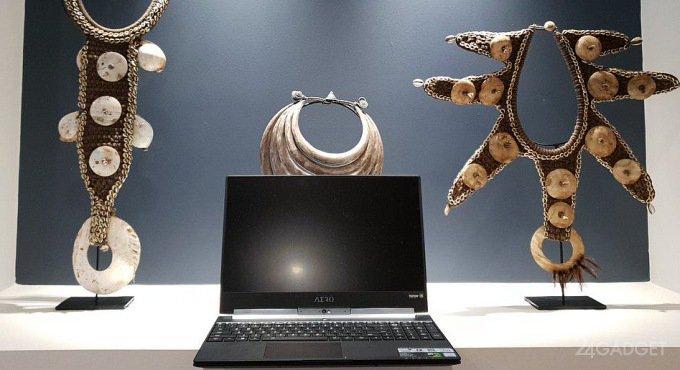 Компании представили первые ноутбуки на 6-ядерном Intel Core i9