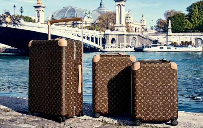 """""""Противоугонному"""" трекеру для багажа от Louis Vuitton не нужны Wi-Fi и GPS"""