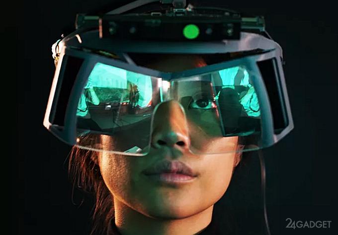 Project North Star — очки дополненной реальности от Leap Motion