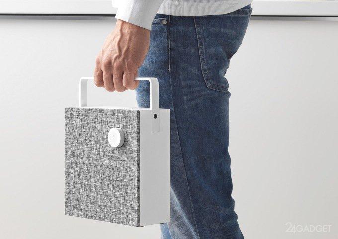 IKEA выпустила минималистические Bluetooth-колонки Eneby (14 фото)
