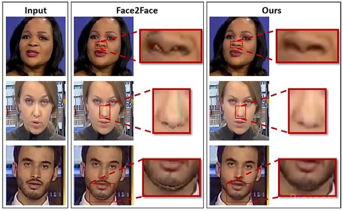 Новый алгоритм выявляет подмену лиц в видеосюжете