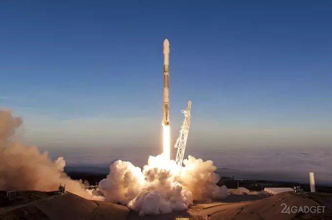 SpaceX запретили проводить онлайн-трансляции запусков ракет