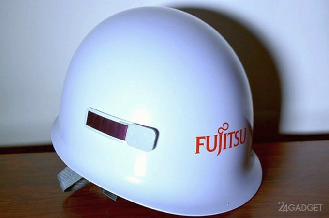 У Fujitsu готовы Bluetooth-маячки с питанием от фотоэлементов (3 фото)