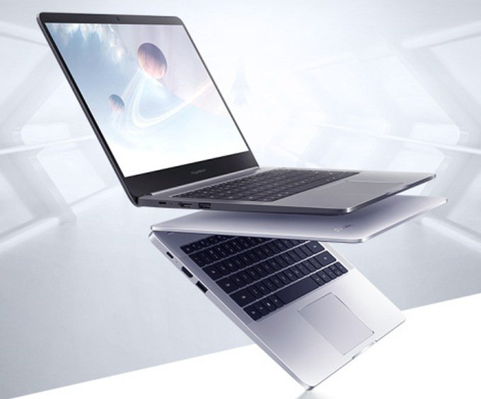 MagicBook — клон MacBook от бренда Honor за $800 (9 фото)