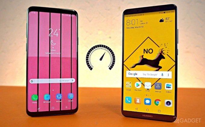 TOP-10 самых производительных Android-смартфонов марта от AnTuTu