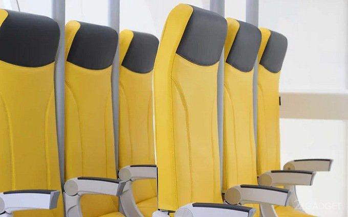 В самолетах лоукостеров появятся стоячие места? (7 фото)