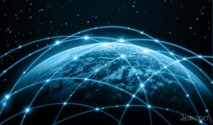Власти США одобрили проект спутникового Интернета от SpaceX (3 фото)
