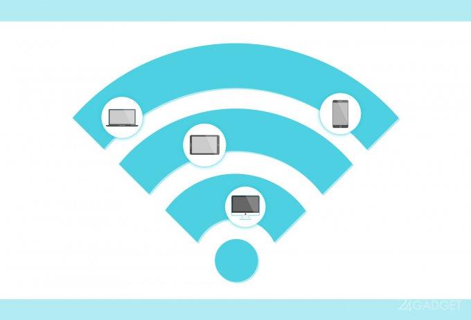 Wi-Fi может служить охранной системой