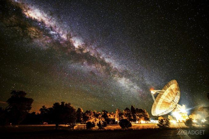 Ученые выяснили, с какой скоростью расширяется Млечный Путь