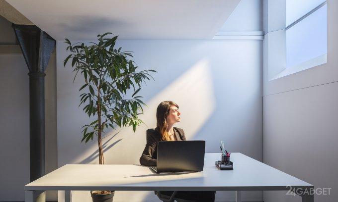 Новый светильник по цене квартиры имитирует небо и солнце
