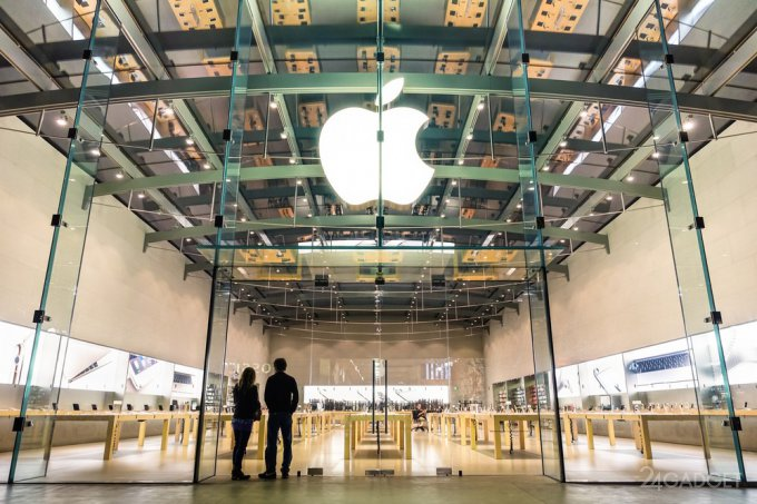 Apple полностью перешла на возобновляемую энергию (3 фото)